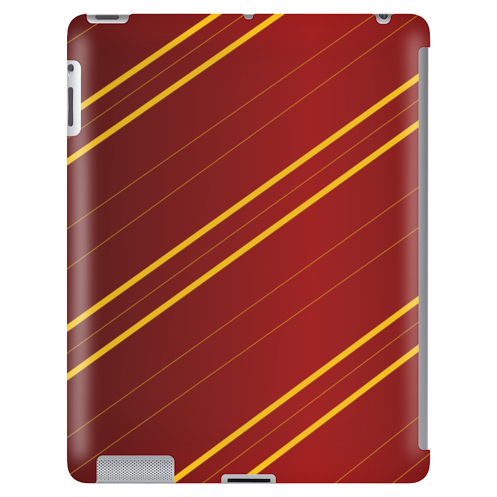 Gryffindor Silk Stiching Tablet (vertical)