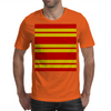 Gryffindor Stripes - Thick Mens T-Shirt