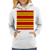 Gryffindor Stripes - Thick Womens Hoodie