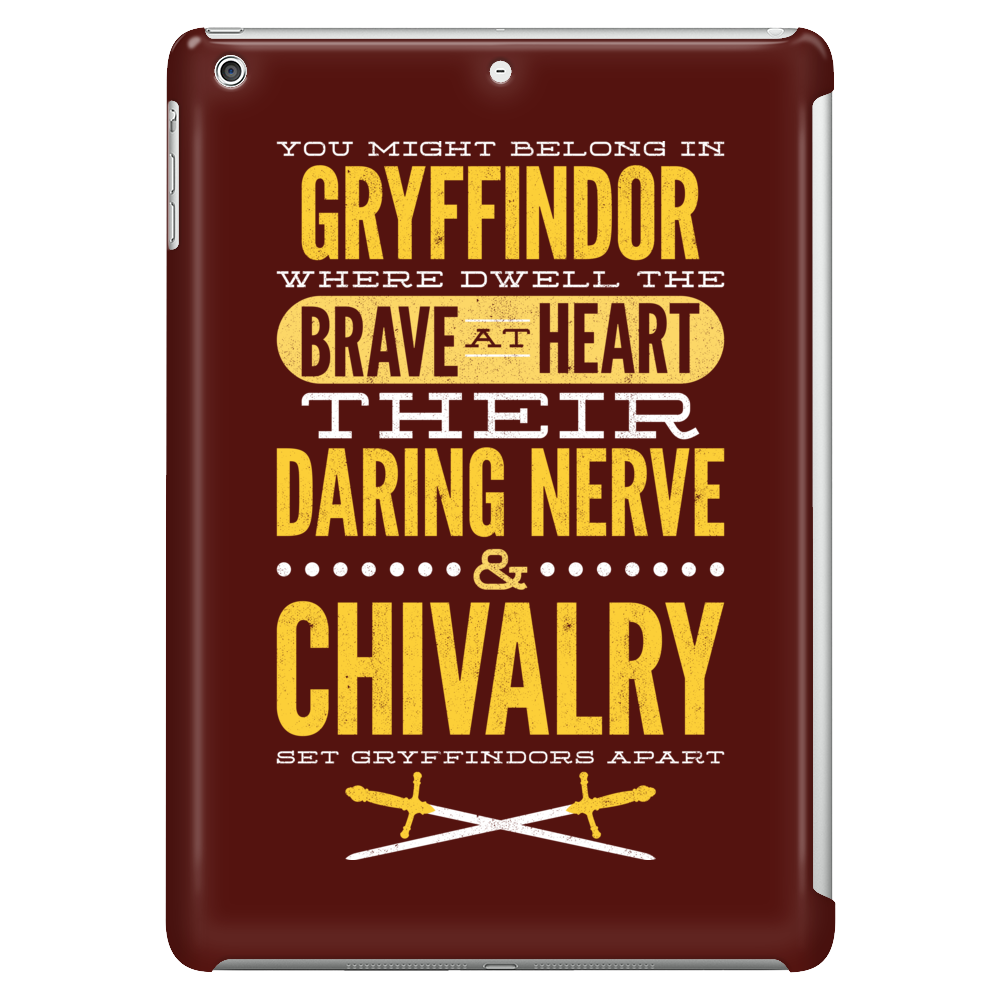 Gryffindor Tablet