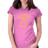 Gryffindor - team beater Womens Fitted T-Shirt