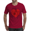 Guarded Heart Mens T-Shirt