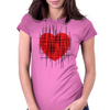Guarded Heart Womens Fitted T-Shirt