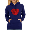 Guarded Heart Womens Hoodie
