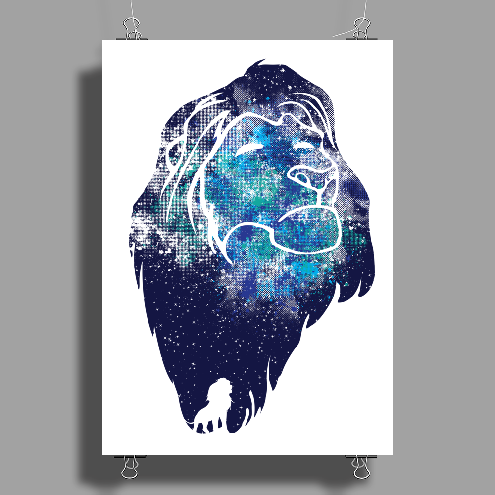 Guardian Poster Print (Portrait)