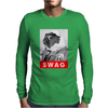 Guinea Pig Mens Long Sleeve T-Shirt