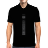 Guitar Neck Mens Polo