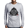 GUNMA Japanese Prefecture Design Mens Long Sleeve T-Shirt