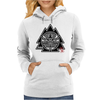 GUNMA Japanese Prefecture Design Womens Hoodie