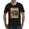 Gunmen of the Apocalypse Reward Poster Mens T-Shirt