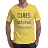 Guns Don't Kill Grandpas With Pretty Granddaughters Do Mens T-Shirt