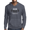 Guns don't kill people Dads with pretty daughters Mens Hoodie