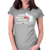 Guns Dont Kill People Womens Fitted T-Shirt