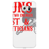 Guns have two enemies rust & amp politicians Phone Case