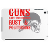 Guns have two enemies rust & amp politicians Tablet