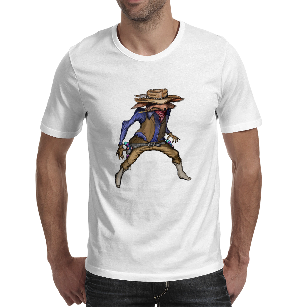 Gunslinger Mens T-Shirt