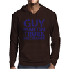 GUY MARTIN TRUCK MECHANIC Mens Hoodie