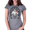 Gym Womens Fitted T-Shirt