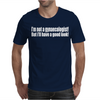 GYNAECOLOGIST Mens T-Shirt