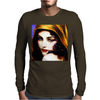 Gypsy Mens Long Sleeve T-Shirt