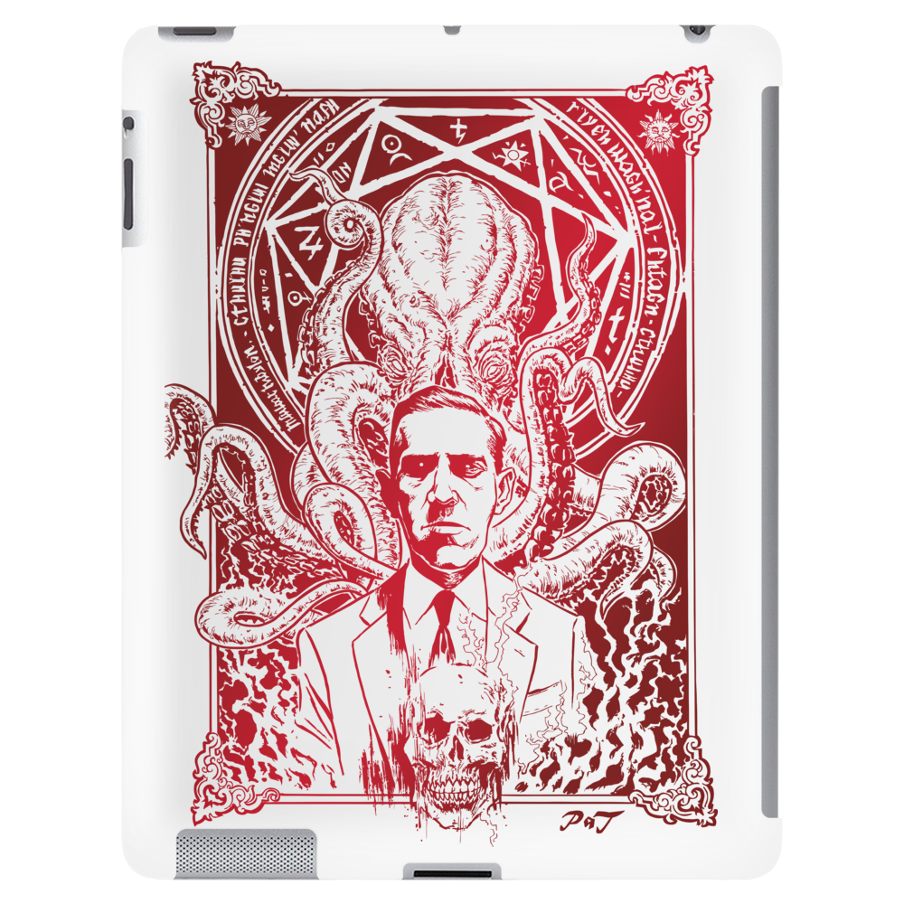H. P. Lovecraft cthulhu Tablet