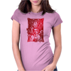 H. P. Lovecraft cthulhu Womens Fitted T-Shirt