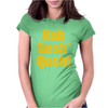 Hab Sosli Quch Womens Fitted T-Shirt