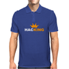HACKING Mens Polo