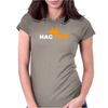 HACKING Womens Fitted T-Shirt