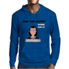 hacking yourself Mens Hoodie