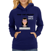 hacking yourself Womens Hoodie