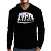 HAHA The Harris Hawk Mens Hoodie