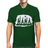 HAHA The Harris Hawk Mens Polo