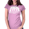 HAHA The Harris Hawk Womens Fitted T-Shirt