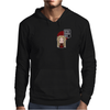 Hail to the Queen Mens Hoodie