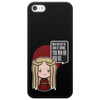 Hail to the Queen Phone Case