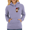 Hail to the Queen Womens Hoodie