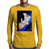 HAIR'S NEST  ABSTRACT Mens Long Sleeve T-Shirt