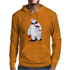 Hairy Baby's Purrrfect Halloween Mens Hoodie