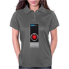 Hal 9000 Computer Logo Science Fiction Womens Polo