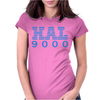 HAL 9000 Womens Fitted T-Shirt