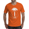 Half Man Half Pasty Mens T-Shirt
