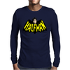 Halfman Mens Long Sleeve T-Shirt