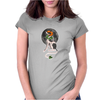 Hallow Hound Womens Fitted T-Shirt