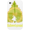 Hallowed ground Phone Case