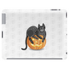 Halloween Cat Tablet (horizontal)