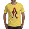 Halloween Dracula meets Simpsons style! Mens T-Shirt