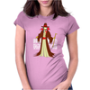 Halloween Dracula meets Simpsons style! Womens Fitted T-Shirt