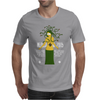 Halloween Medusa meets Simpsons style! Mens T-Shirt