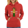 Halloween Medusa meets Simpsons style! Womens Hoodie